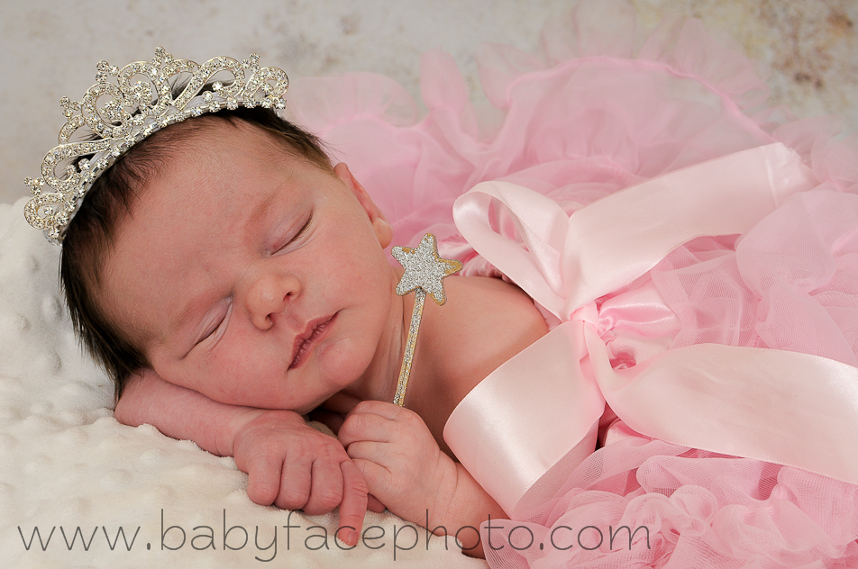 Baby K S Newborn Photography Session Baby Face