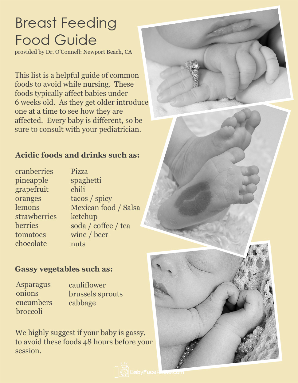 15 breast feed guide