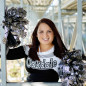 senior girl photography cheerleader