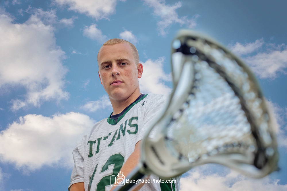 tuscorora Senior boy photography lacrosse