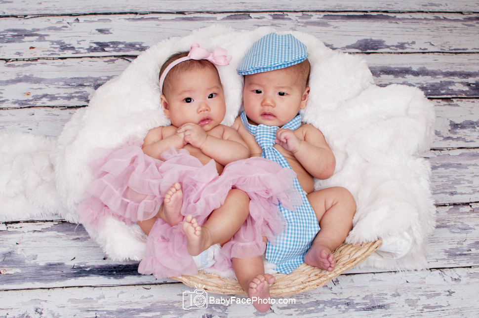 3 Month Old Twin Photography Frederick Md Children S