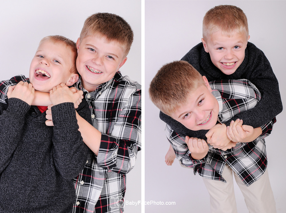 Frederick MD Family Photography Brothers