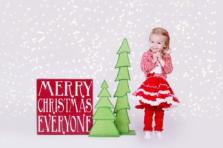 Children's Christmas Photography * Frederick MD