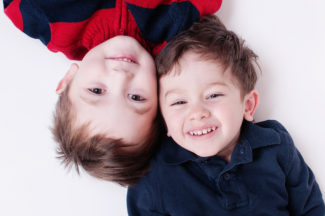 Brothers Photo Shoot * Frederick MD Children's Photographer