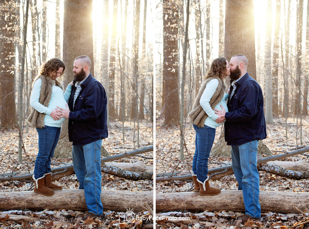 maternity photography Frederick MD