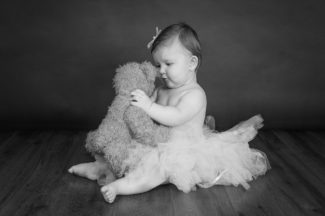 Baby Photography Frederick MD 9 mos girl