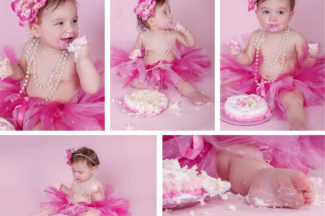 one year old photographer - Frederick MD