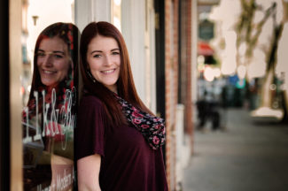 Senior Portrait Photographer - Frederick MD