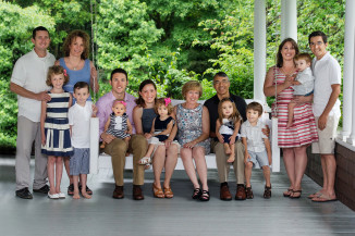 Family Portrait Photographer, Frederick MD