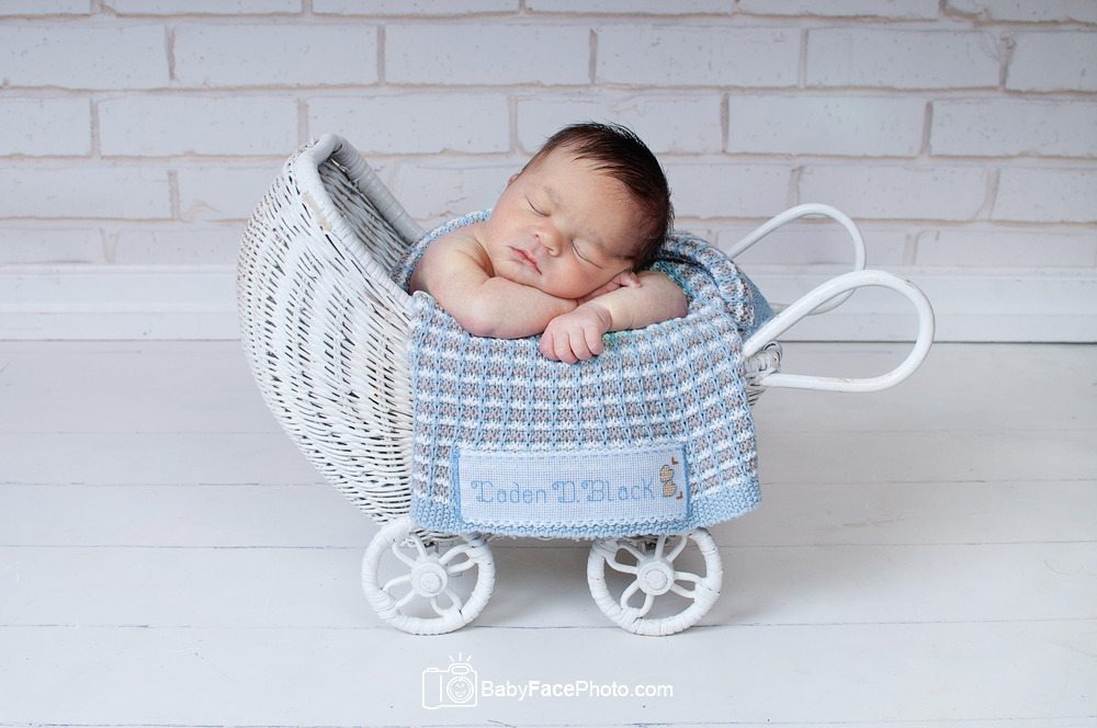 newborn baby carriage