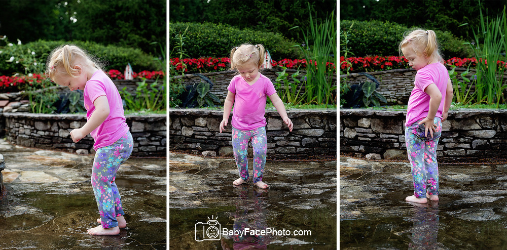 Two Year Old Baby Photography in Frederick MD
