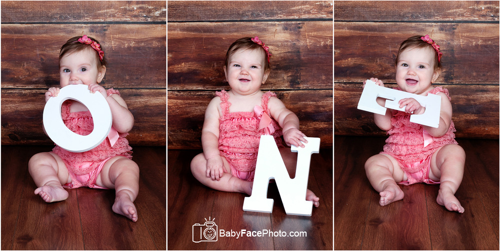 One Year Old Girl photos